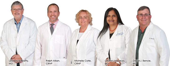 WindberCare Physicians Group Windber Doctors Beatty Bencie Madduru Aiken Corle