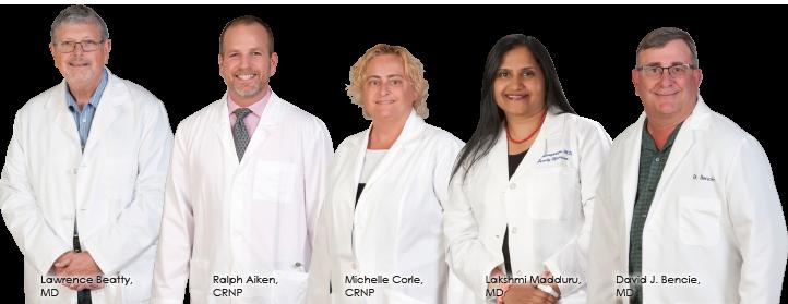 WindberCare Physicians Group Windber Doctors Beatty Bencie Madduru Aiken Corle