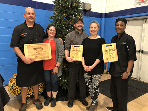 Showcase Chef Winners 2019