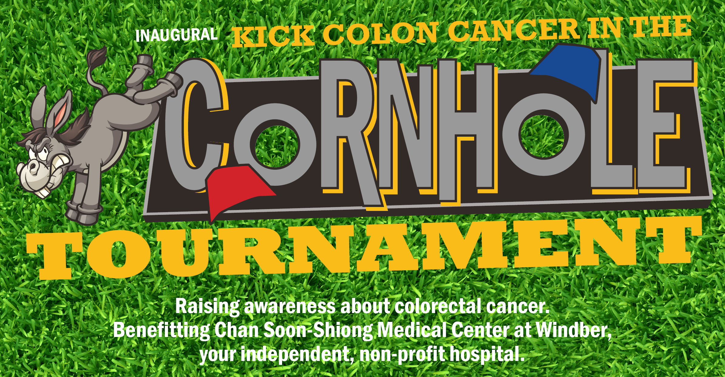 Kick Colon Cancer In The Cornhole Tournament Canceled Chan Soon Shiong Medical Center At Windber